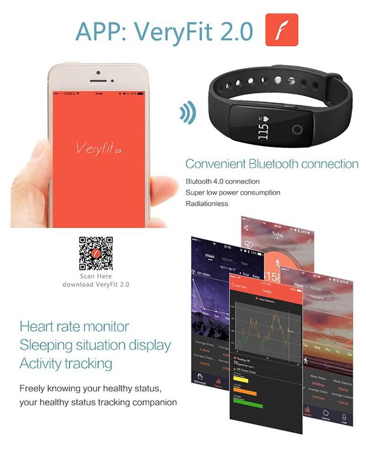 smart wrist band