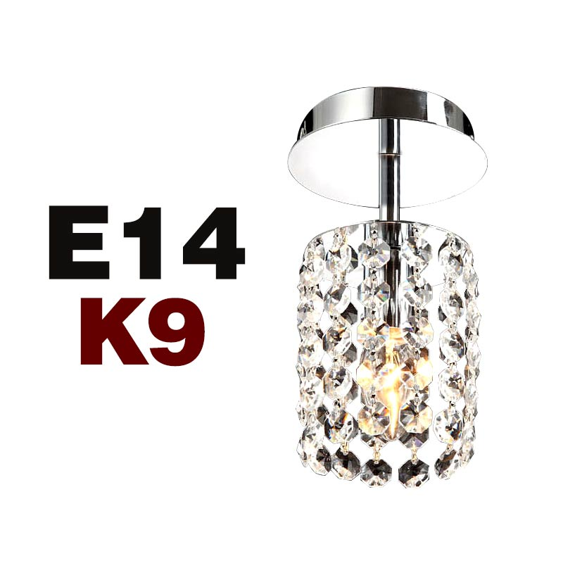 LED Chandelier Lustre Crystal Chandeliers Lighting Fixture Small Clear Crystal Lustre Lamp Lustres De Cristal Without Lampshade(China (Mainland))