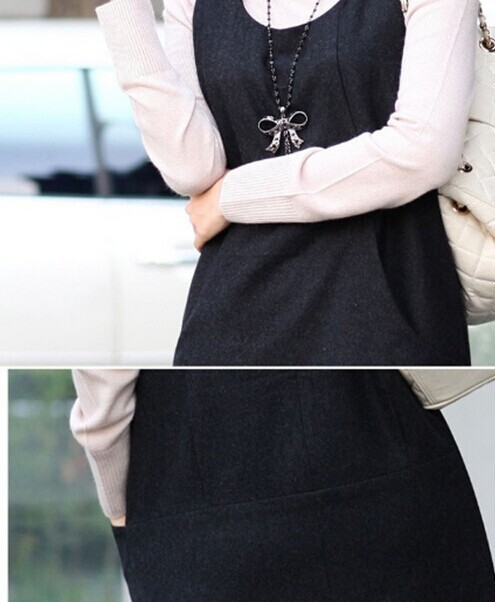Женское платье Women winter and autumn dress xxxl SY2347 New 2014 plus size women vintage dresses