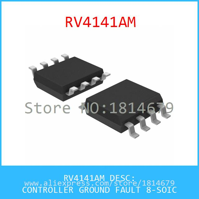 Electronic Components Original RV4141AM CONTROLLER GROUND FAULT 8-SOIC 4141 RV4141 1pcs(China (Mainland))