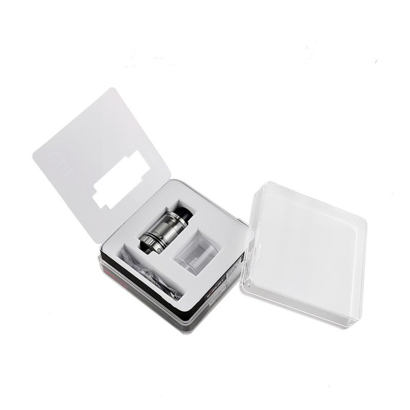 ถูก เดิมบุหรี่อิเล็กทรอนิกส์Smokjoyมินิอากาศที่สมบูรณ์แบบRTAเครื่องฉีดน้ำความจุ1.8มิลลิลิตรใช้สำหรับอากาศ50อิเล็กทรอนิกส์Vape