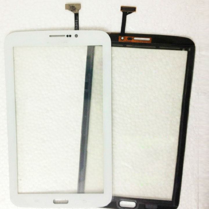 7 Tablet PC Original New For Samsung P3200 Touch Screen Digitizer Black/White<br>