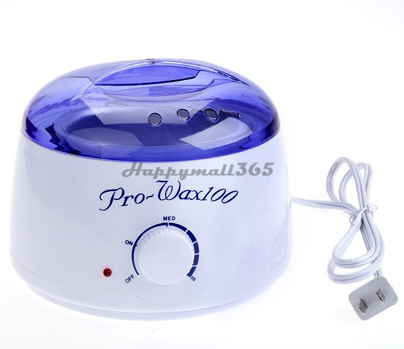 New 400ml 110V Wax Heater Salon Spa Manicure Kerotherapy Depilatory Pedicure Paraffin Warmer Waxing 100W US25(China (Mainland))