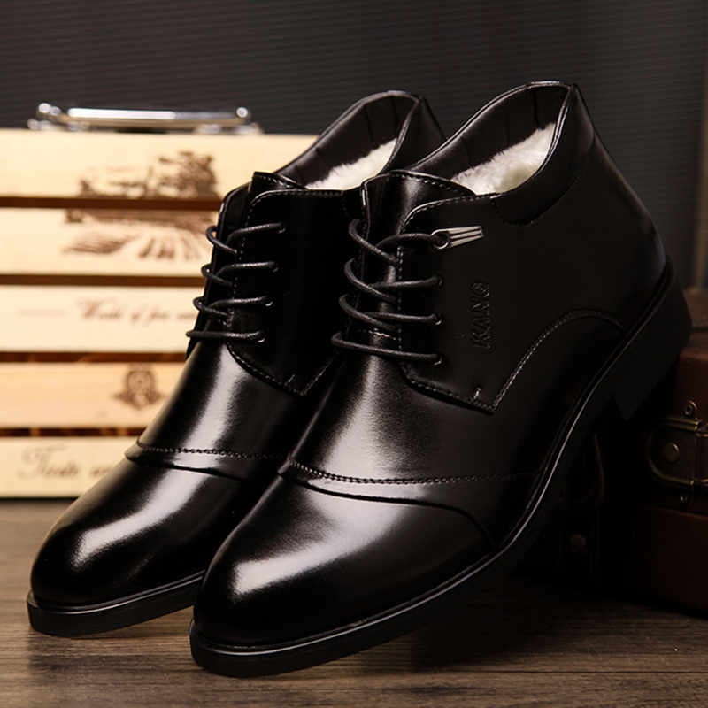 Mens Insulated Dress Boots - Yu Boots