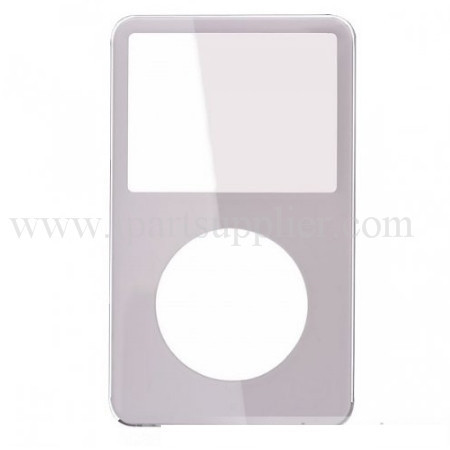 100% Guarantee Original Front Cover Face Plate Pannel For iPod 5th gen video,black/white,free shipping(China (Mainland))