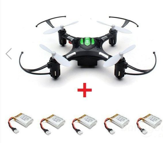 JJRC Eachine H8 Mini Headless Mode RC Quadcopter Helicopter 2.4G 4CH 6 Axis RTF Remote Control Toy with 5pcs 3.7V 150mAh Battery(China (Mainland))