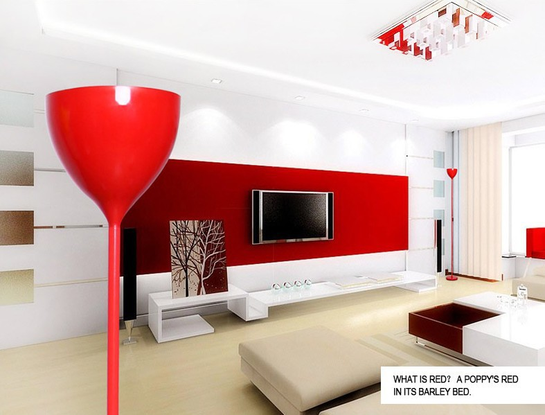Free Shipping Ikea Design Modern Simple Art Deco Fashion Floor Lamps Standard Bedroom Living Room