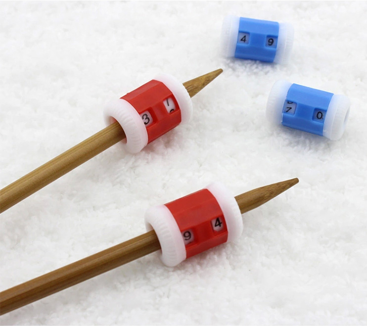 Knitting Tools : Plastic Knitting Needles Counter Weaving Tools Plastic Knitting Tools ...