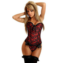 Sexy Corset Lingerie Costumes Women Erotica Shapewear Female Wasit Straitjacket Seductive Tights Underwear Shaper Lady CA365