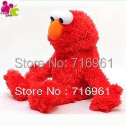 2014 new arrival Sesame street elmo doll puppet plush toy christmas gift big bird FREESHIPPING(China (Mainland))