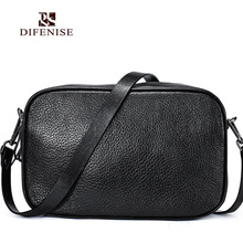 Difenise Women Handmade Genuine Leather Handbags Important Vegetable tanned cowhide leather Fashion Vintage England style Bags(China (Mainland))