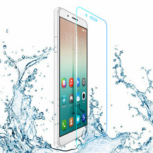 Honor 7 original Glass ! Tempered Glass case For Huawei honor 7 Ultra-thin 0.33 mm Mobile Phone Accessories case cover