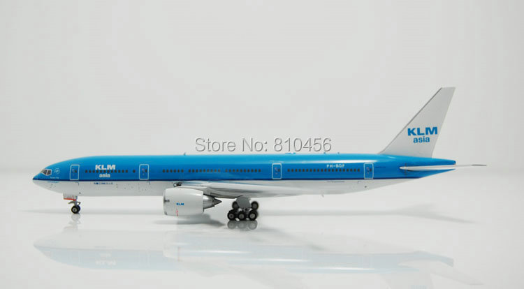Free Shipping!1:400 Phoenix Holland Royal KLM airiline B777 model Netherland  airplane model airline souvenir gift<br><br>Aliexpress
