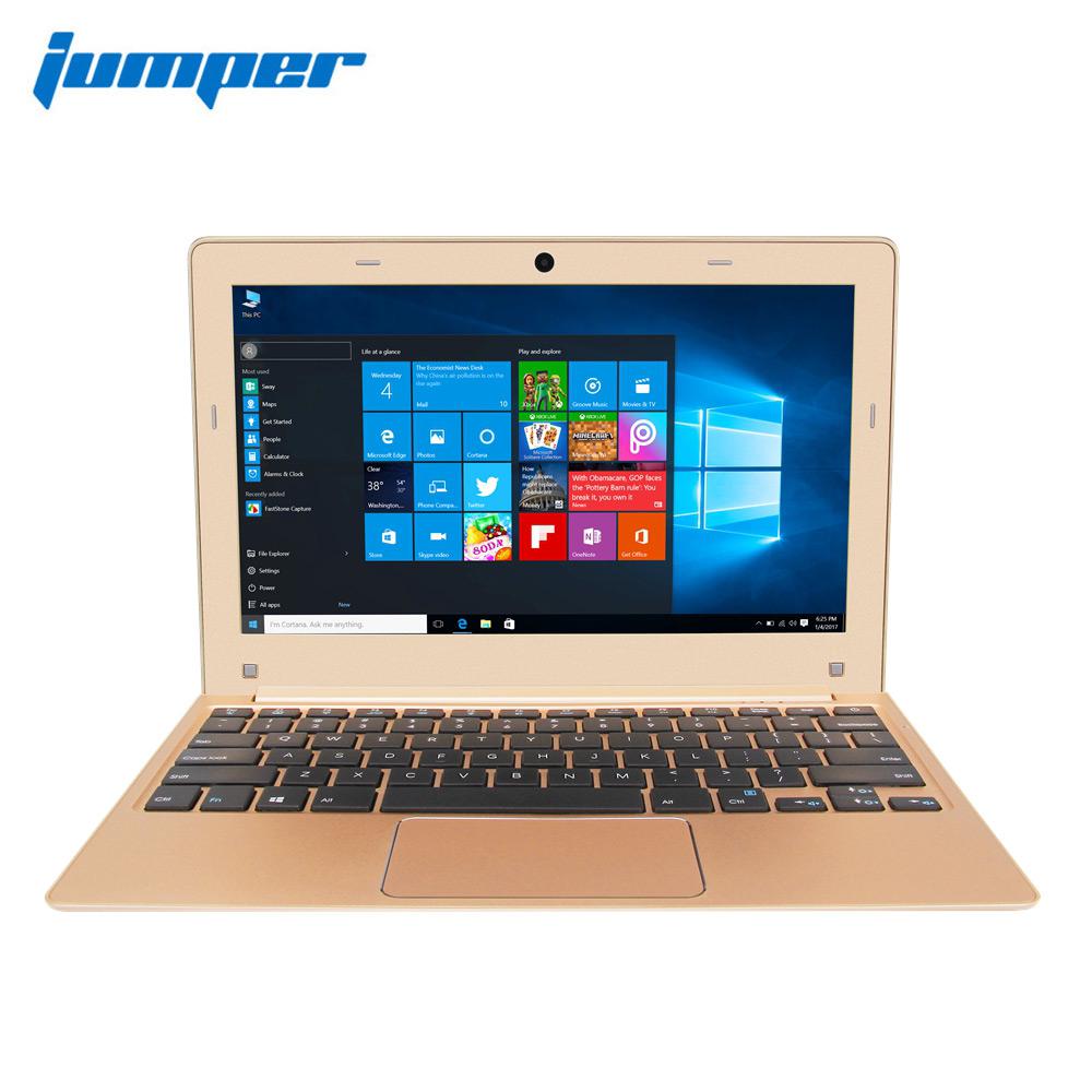 11.6'' Metal 128GB eMMC notebook 802.11 ac Wifi Windows 10 Laptop IPS 1080P Intel Atom Z8350 Quad Core 4GB RAM Jumper netbook(China (Mainland))