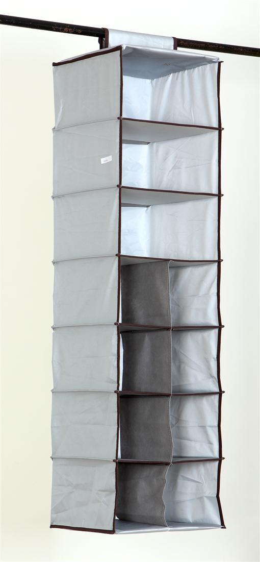 Vacuum Bag Box Organizador Multifunction Storage Collection Foldable Hanging 11 Compartments Shoe Organizer, Silver,low Price(China (Mainland))