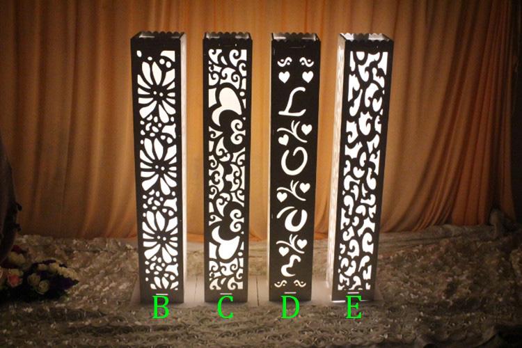 Pillar Column Wedding Stand Wedding Pillars Decoration China Mainland