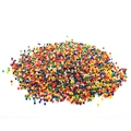 10000pcs colored orbeez soft crystal water paintball nerf gun bullet grow water beads grow balls water