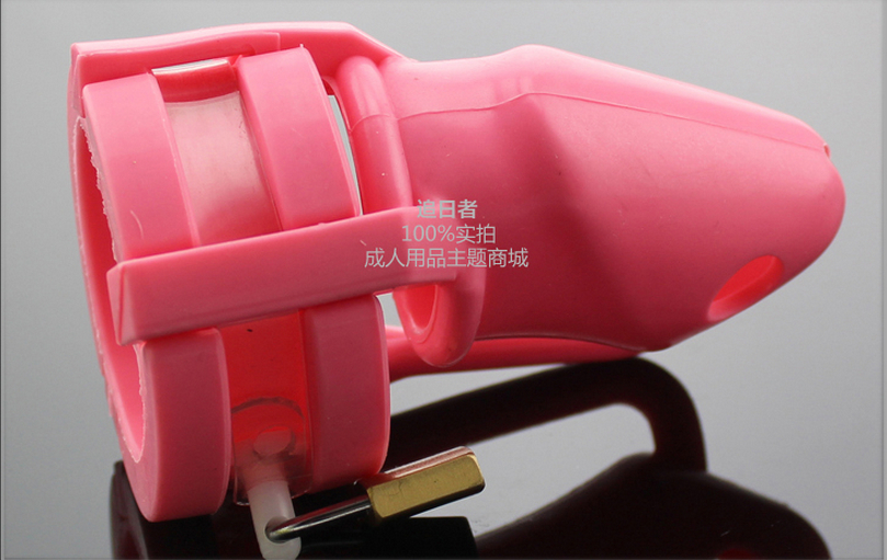Adult sex toys,Red Medical silicone Cock Cage,male Masturbation devices,sex products for men penis,adult sexshop cock cage sexo<br><br>Aliexpress