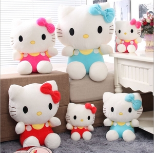 baby toy 20cm plush cat the hello kitty toys kitty for children kids girls classic toys stuffed animals anime soft toy doll(China (Mainland))