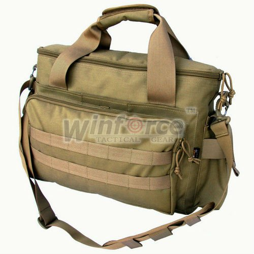 "WINFORCE TACTICAL GEAR / ""Lance"" Light Bag /100% CORDURA / QUALITY GUARANTEED MILITARY AND OUTDOOR SHOULDER BAG(China (Mainland))"