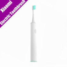 Buy Original Xiaomi Mijia Smart APP Remote Control Acoustic Wave Electric Toothbrush Mi Home Waterproof IPX7 Power Clean Sonic Brush for $17.62 in AliExpress store