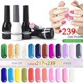 #50618 CANNI Verniz Gel 5 ML 141 Cores Puras UV Gel Projeto Manicure Dicas Nail Art Polonês DIY Pintura Da Cor Gel #561-#590
