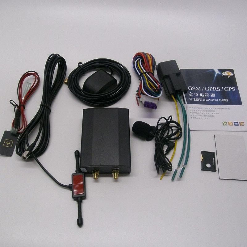 Car GPS tracker TK103 for Iphone APP Phone Tracking 4band Crawler GPS Web&Free PC GPS Monitor system Vehicle GPS Tracker Car(China (Mainland))