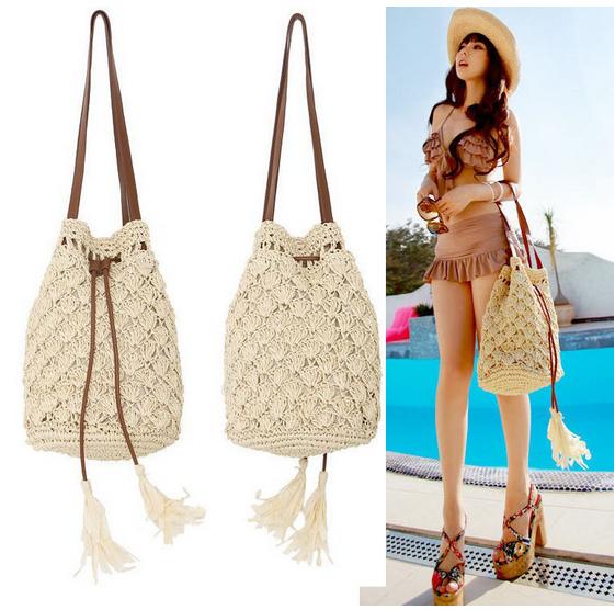 Aliexpress.com : Buy 2015 New Straw Handbag Hook Needle ...
