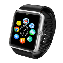 New Smart Watch GT08 for Andriod Mobile Phone Bluetooth Watch with SIM Card smartwatch for Wearable Device Phone