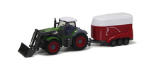 RC Truck 1:28 Multifunctional trailer tractor Farm Tractor  Big truck for child gift(China (Mainland))
