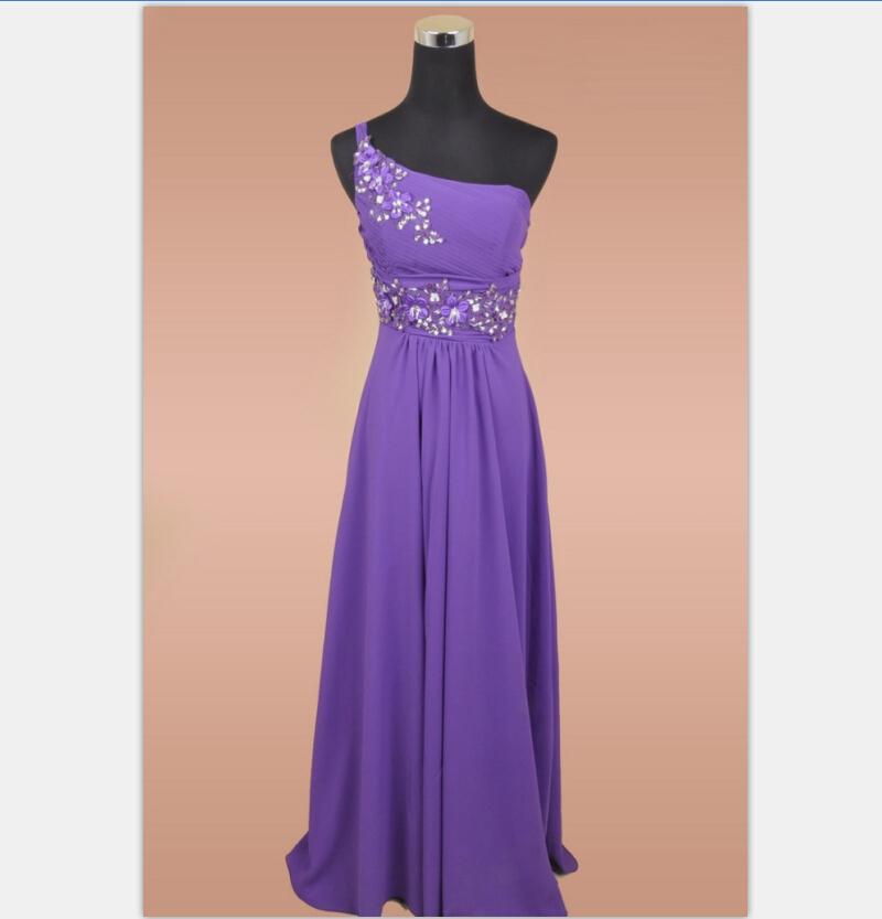Платья Вечерние Фиолетово-Голубое