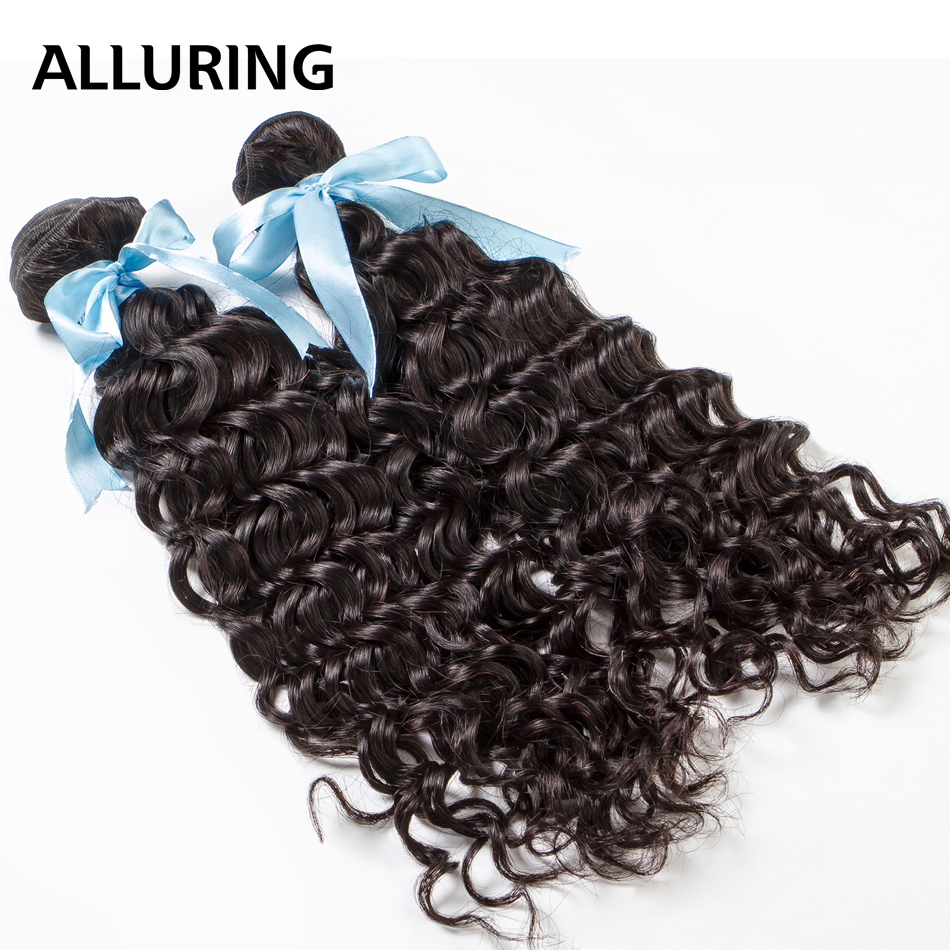 Rosa Hair Products Malaysian Curly Virgin Hair Water Wave 3Pcs lot Hold Curl Well Cheap 100 Human Hair Weave 12-30inch Wholesale(China (Mainland))