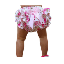2016 Newborn Baby Girl Infant Bloomers Satin Bowknot Kids Boy Lace cakes Short Pants Diaper Cover Culotte Smash Pant Skirt(China (Mainland))