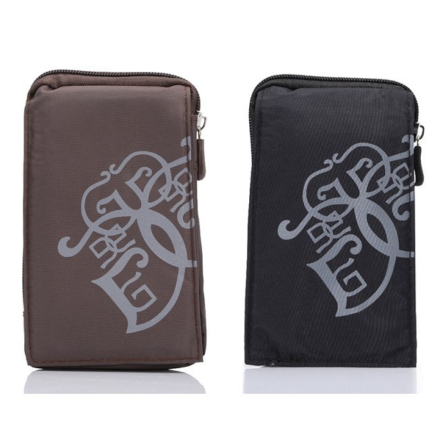 NEW Sports Wallet Mobile Phone Bag Outdoor Army Cover Case For Multi Phone Model Hook Loop Belt Pouch Holster Bag Free shipping