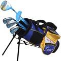 PGM 5-pieces Junior <font><b>Golf</b></font> Clubs Set with Bag for Kids Graphite Shaft. Better than steel shaft for kids. The safest kids <font><b>golf</b></font> sets
