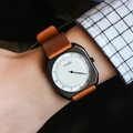 Unisex Super slim Casual Wristwatch Business JAPAN Movement Brand Leather Analog Quartz Watch Men s Fashion