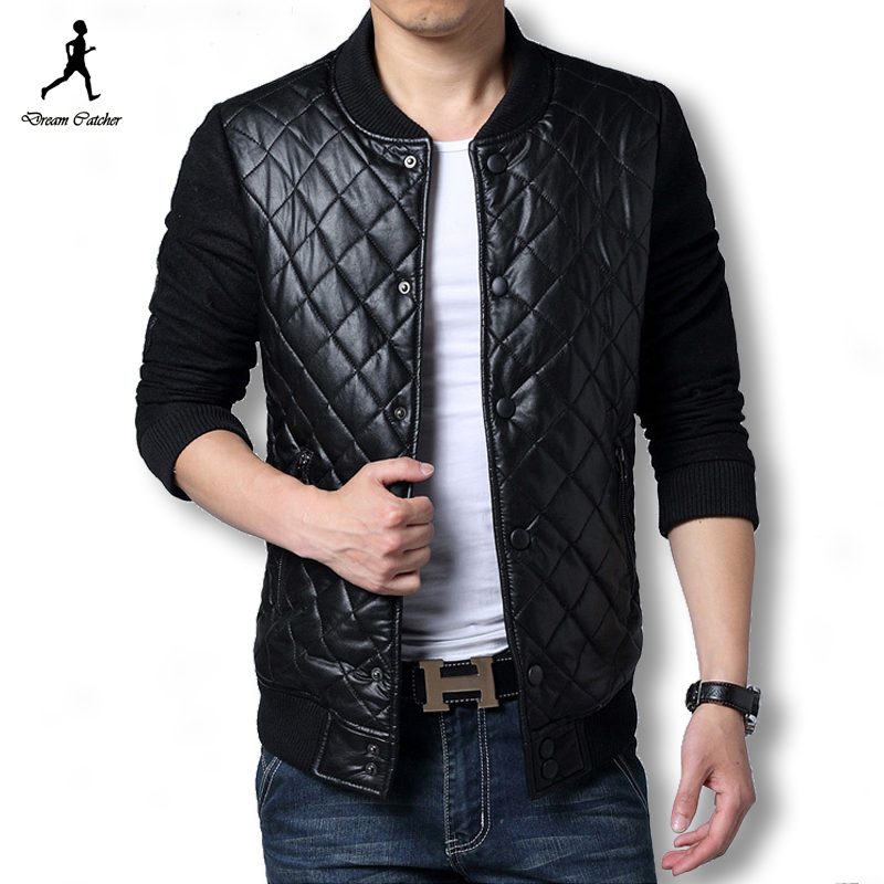 Winter Leather Jackets For Men On Sale
