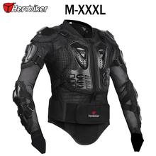 Herobiker professionale protezione del corpo del motociclo motocross da corsa completo body armor spine jacket busto protettivo gear m-xxxl(China (Mainland))