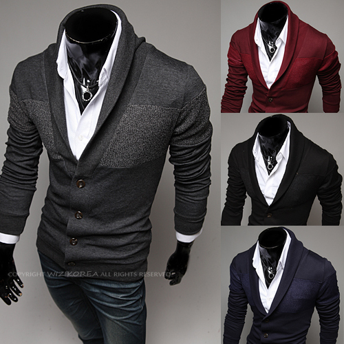 Hot selling men sweater 2013 casual slim cardigans british style woolen sweaters for men, free shipping PPY02(China (Mainland))