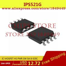 Integrated Circuits Types IPS521G IC MOSFET HS PWR SW 5A 8-SOIC 521 IPS521 - Chips Store store