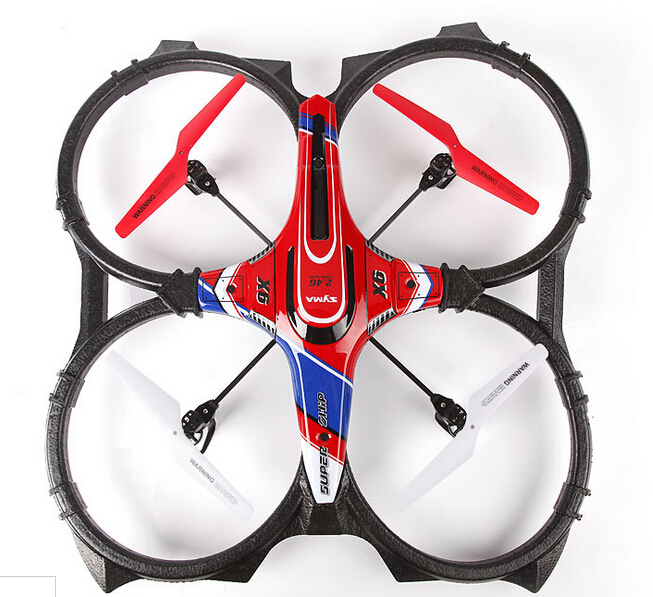 SYMA X6 Super Huge RC Helicopter Cheap Price 2.4Ghz LED Flashing Anti-wind Indoor and Outdoor Quadcopter Drone(China (Mainland))