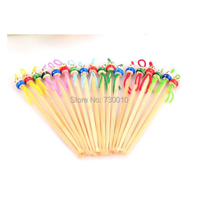 New wholesale hand made bamboo cartoon ear cleaning for Where to buy cheap household items