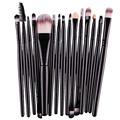 20pcs set Professional Makeup Brushes Tools Make Up Brush Kits Makeup Set Eyeshadow Concealer Powder Foundation