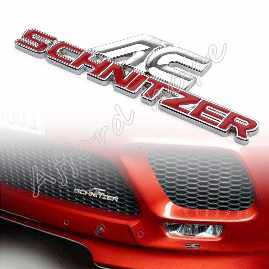 Ac Schnitzer Logo Promotion-Shop For Promotional Ac