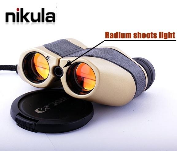 WYJ-8 With Radium shoots led light night vision 50x25 Mini Binocular Hunting Telescope (166m-1000m ) - Free shipping