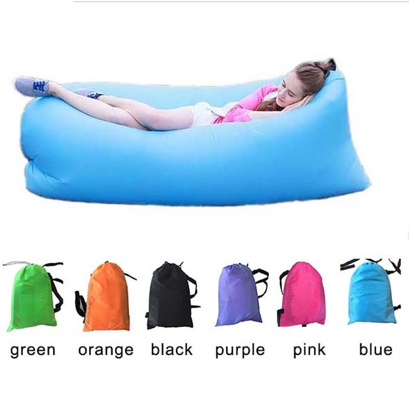 Air Chair Pop Bag Tuinmeubelen Rattan Furniture Inflatable Folding Sleeping Lazy Bag Inflatable Sofa(China (Mainland))
