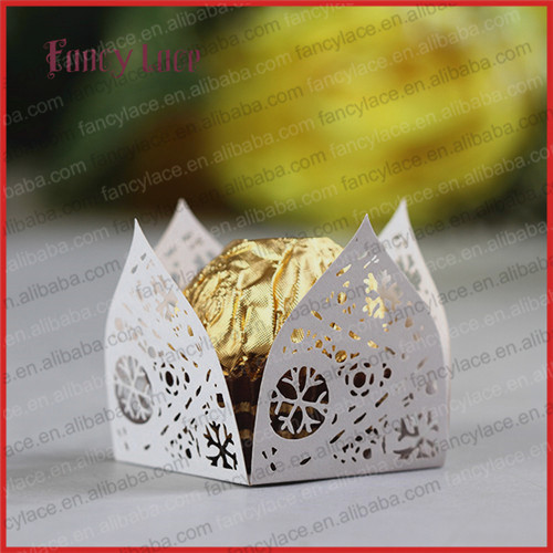 10Lace Chocolate Wrapping Paper Gift,Wedding Desert packaging Decorations,Hard Candy Liners Birthday Party - Fancylace Craft & Art Co., Ltd store