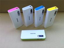 Dual USB 16800mah Power Bank Portable powerbank External Battery 18650 Mobile Phone Charger For Mobile Phone Backup(China (Mainland))