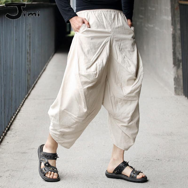 mens linen pants sale - Pi Pants