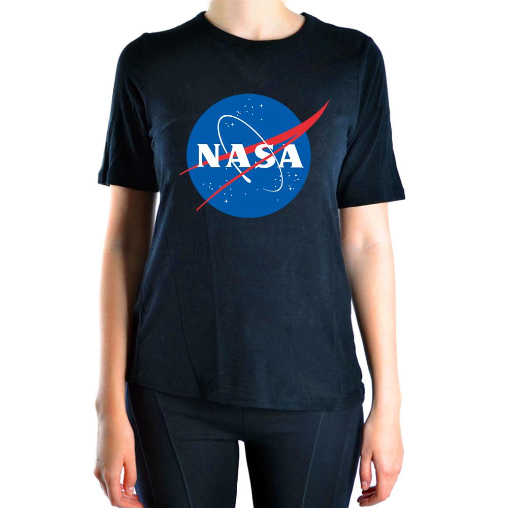 Nasa Martian Matt Damon Print 2016 Summer T Shirt Women